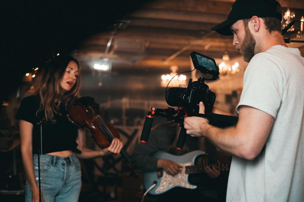 videographer in Utah